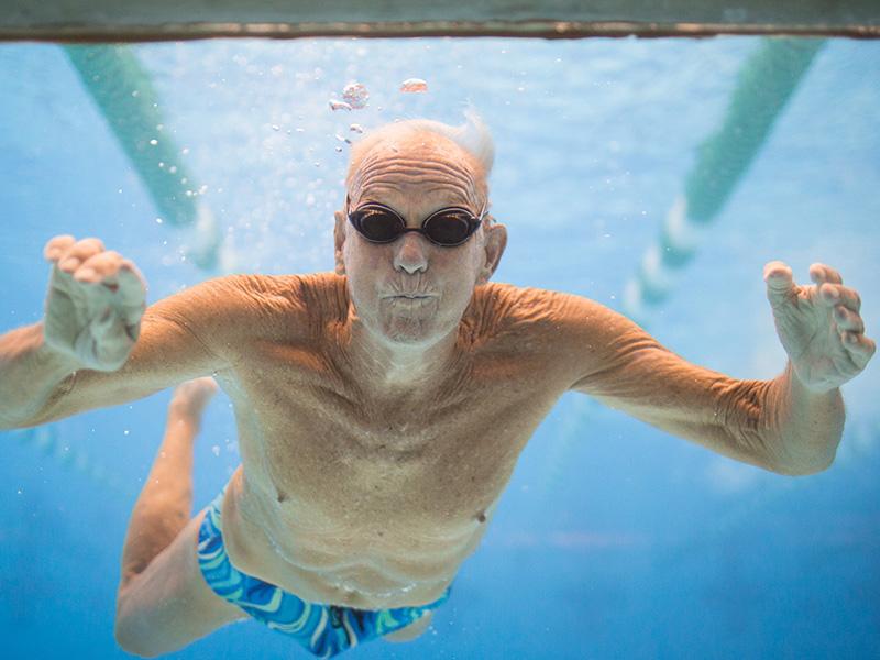 Nuoto per la terza età