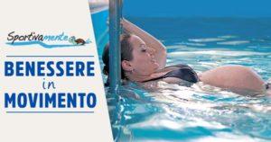 Sportivamente Ancona - corsi preparto in acqua ancona, corsi post parto